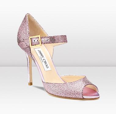 moda zapatos de novia de colores