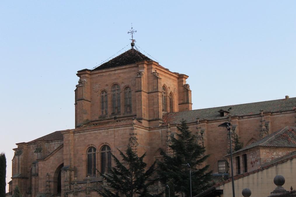 Hora en torreon for Salamanca 24 horas