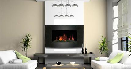 Cu ntos tipos de chimeneas existen - Chimeneas modernas electricas ...