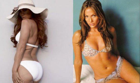 Jennifer lopez sin photoshop conocela altavistaventures Choice Image