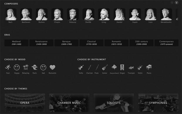 Classify m sica cl sica en spotify for Casa piscitelli musica clasica