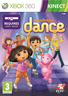 Nickelodeon Dance Para Wii Y Kinect