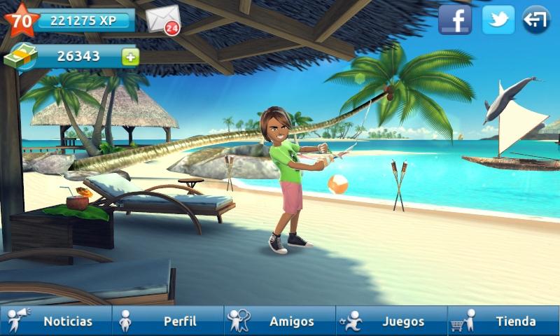 Descarga Gratis El Nuevo Gameloft Live Para Android