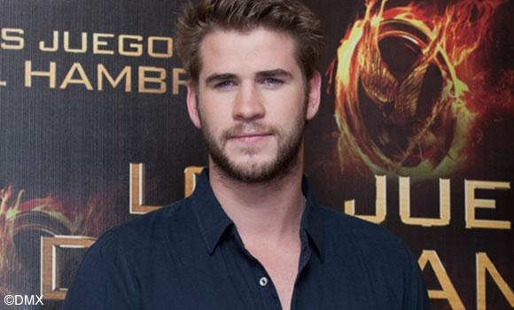 Liam Hemsworth Forma Parte De La Pelicula Los Juegos Del Hambre