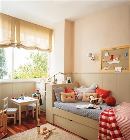 Cuartos de ni os de la revista el mueble - Habitaciones ninos el mueble ...