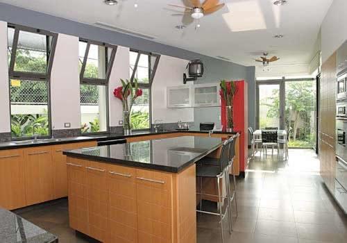 Cocinas en el feng shui maravillosas y elegantes for Como amueblar cocina y salon juntos
