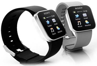 044d87c2ad79 Sony lanza reloj de pulsera con conexión a Internet