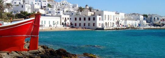 Islas griegas i creta mikonos y santorini for Casas en islas griegas