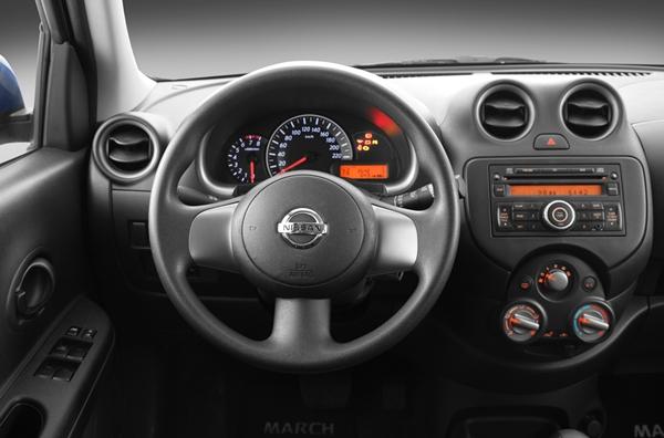 Nissan March: en la Argentina, desde U$S 16.650