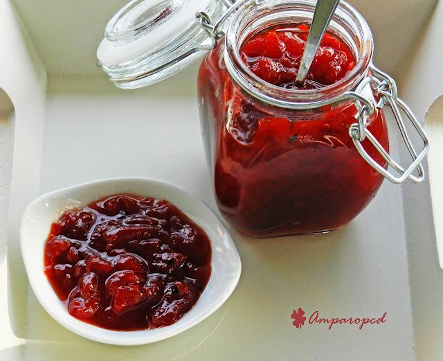 Mermelada de pimientos rojos - Mermelada de pimientos rojos ...