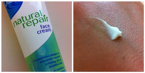 Oilatum Natural Repair Face Cream Australia
