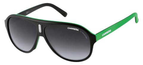 7085d5cb1a Las Gafas de sol Carrera 38 las podemos encontrar en con monturas y  patillas en monocromo con los tonos más clásicos, o bien en divertidas  combinaciones de ...