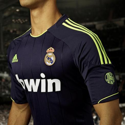 Real Madrid 2012-2013 CONFIRMADA - Home & Away Kit Real Madrid 2013