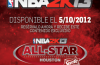[Consolas]-2K Sports anuncia que NBA 2K13 estar� disponible el 5 de octubre de 2012