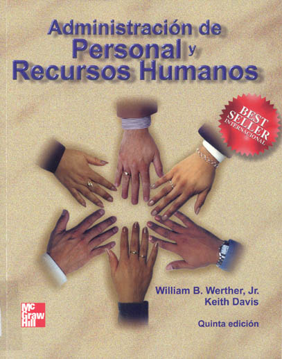 libro administracion de recursos humanos werther davis guzman pdf