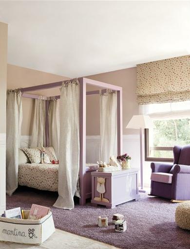 12 habitaciones para ni as for Habitaciones para ninas pequenas