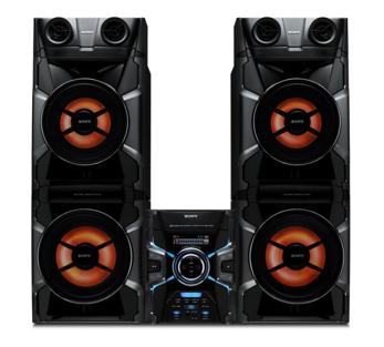 por Sony son los nuevos mini-componentes GPX . Estos equipos de sonido