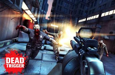 Juego Del Apocalipsis Zombies Dead Trigger Para Android
