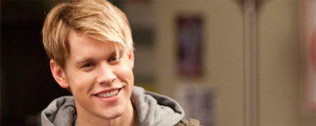 Chord Overstreet continuara en la cuarta temporada de \'Glee\'
