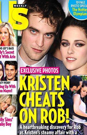 Kristen Stewart Twitter on Fans Niegan En Twitter Infidelidad De Kristen Stewart