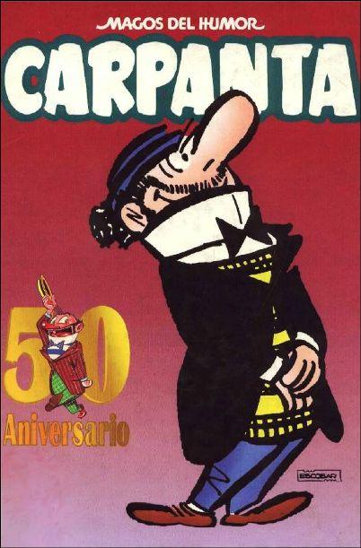 Personaje de comic Carpanta-aniversario-jose-escobar_1_1353439