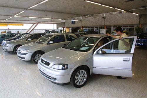 venta coches segunda: