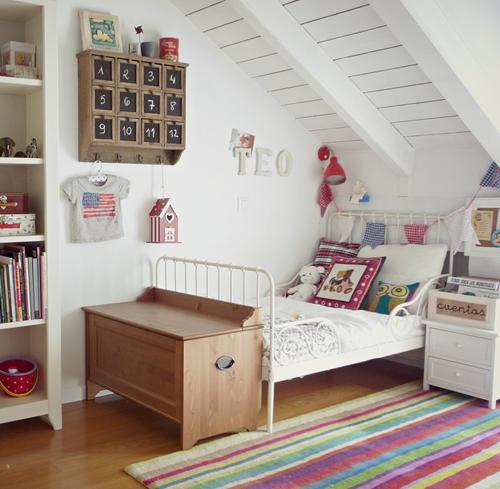 El dormitorio infantil de teo - Ikea muebles habitacion ...