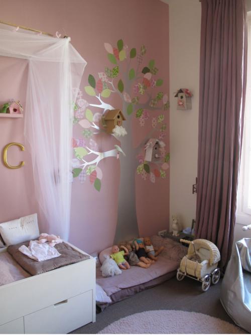 Ambientes que inspiran habitaciones infantiles en paris - Decoracion infantil habitaciones ...