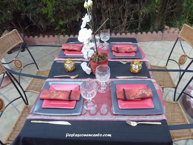 Decoraci n mesa japonesa - Mesas japonesas ...