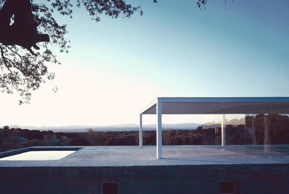 50 mejores arquitectos espa oles alberto campo baeza - Casa campo baeza ...