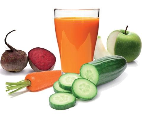 Jugos Naturales De Frutas Y Vegetales Recetas De Rose