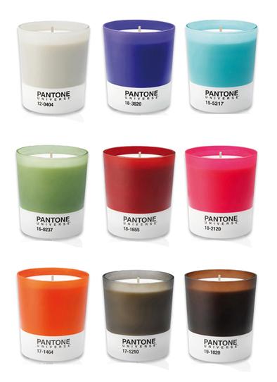 El universo arom tico de pantone perfumes para fans del color - Aromas para velas ...