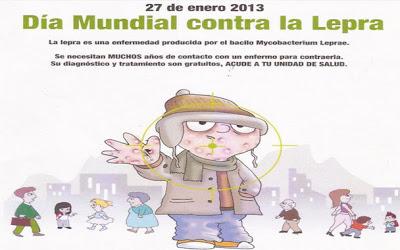 Día Mundial Contra La Lepra 27 De Enero 2013
