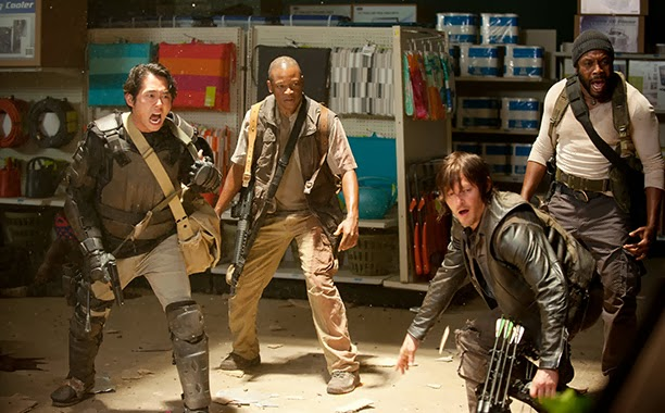 The Walking Dead cuarta temporada: más allá de los muros de la prisión