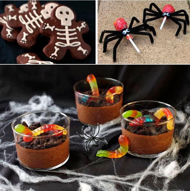 Ideas para montar una fiesta de halloween diy - Ideas para fiesta de halloween ...