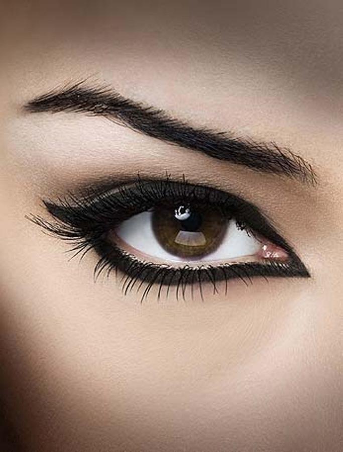 Maquillaje para otoo invierno 20132014 Se llevan los ojos