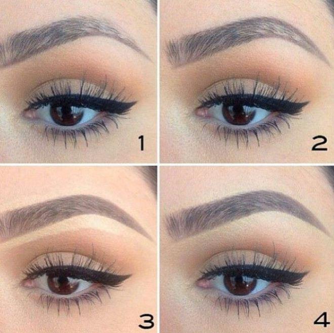 Pin Cómo Maquillarse Los Ojos En Tonos Neutros on Pinterest View ...