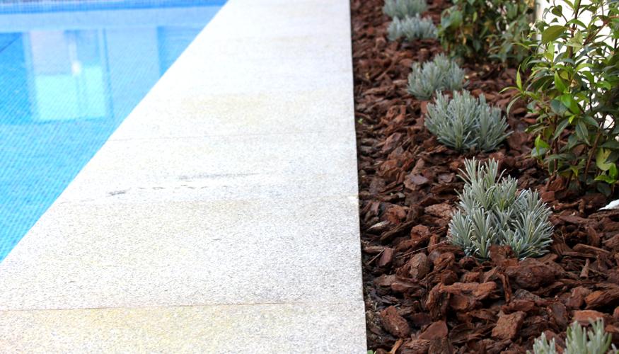 Jardin de dise o con piscina for Diseno de jardines con piscina