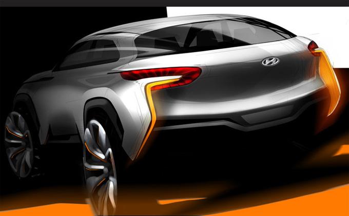 HED-9 de Hyundai, nuevo modelo en el Salón de Ginebra 2014