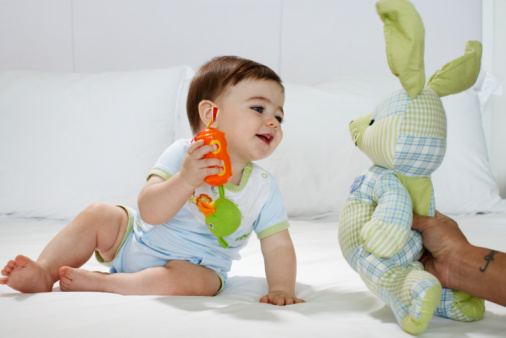 La vida de tu beb desde los 3 hasta los 6 meses - Bebe de 6 meses ...