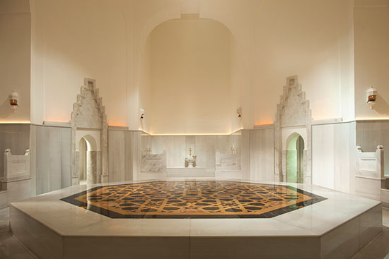 Baño Turco Estambul Cemberlitas:Ayasofya Hurrem Sultan Hamam