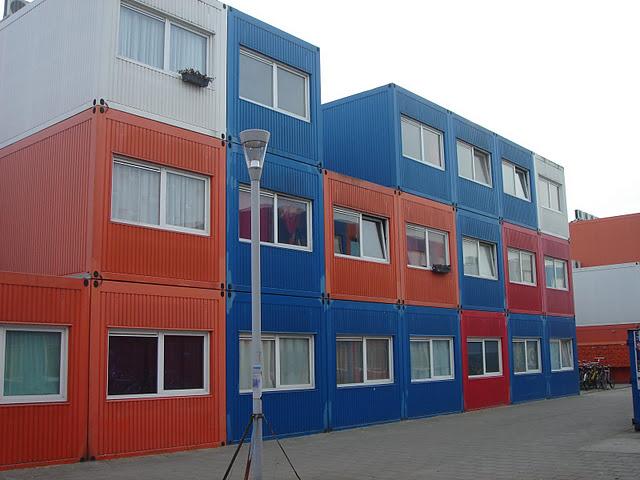 C mo vivir en una casa contenedor - Casas container precio ...