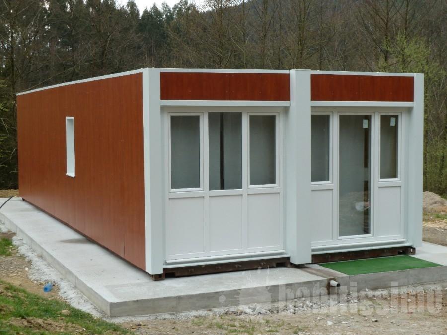 C mo vivir en una casa contenedor - Como hacer una casa con un contenedor maritimo ...