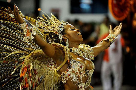 Carnaval Rio de Janeiro 2013