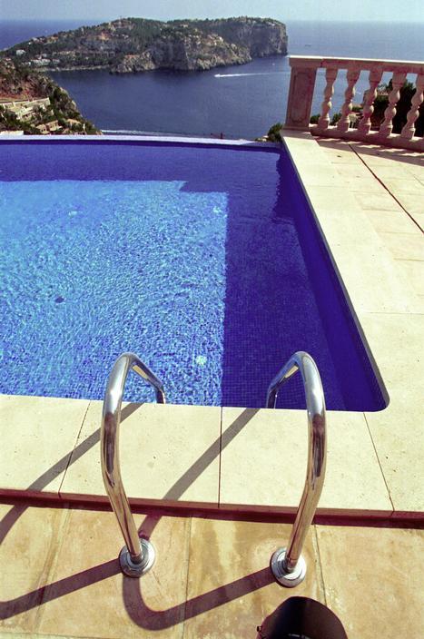 Casa de verano con piscina de herman koch for Casa de verano con piscina