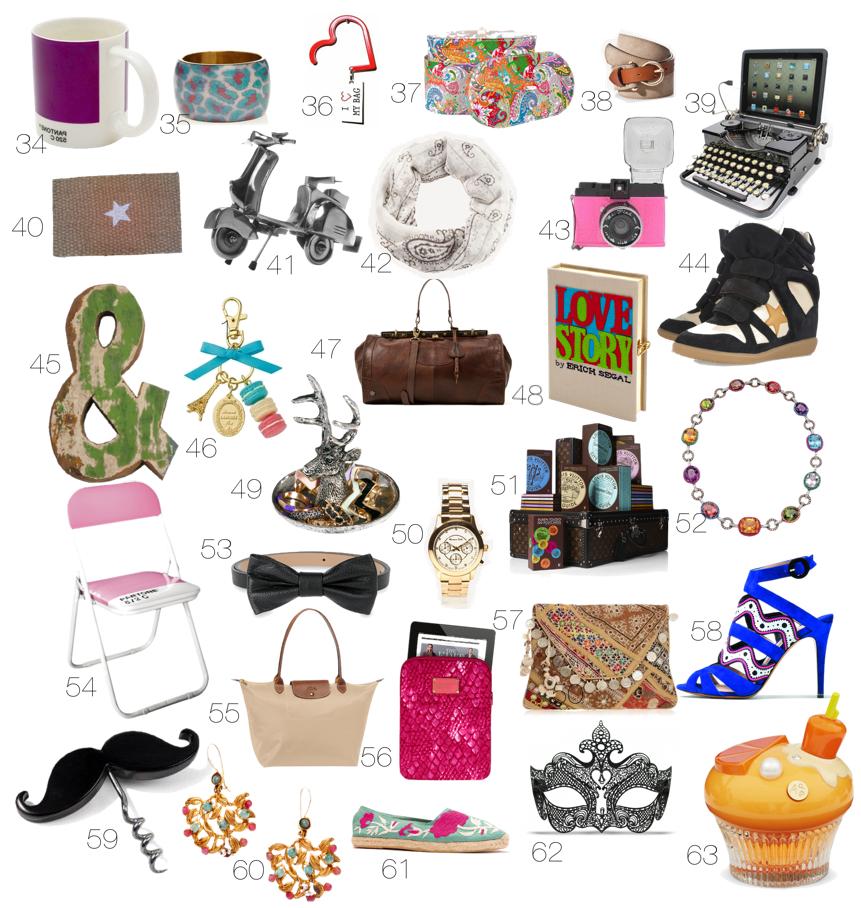 Los 100 mejores regalos para el d a de san valentin o para for Cajas de almacenaje zara home