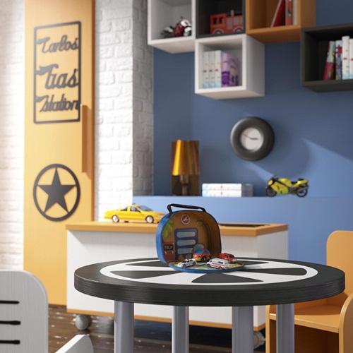 Muebles infantiles tematizados la opci n decorativa que for Muebles infantiles en uruguay