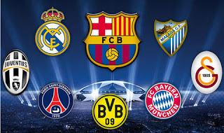Cuartos de Final de UEFA Champions League. El Bombo ha hablado.