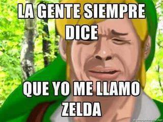 Imagen del juego ¿Como se llama el protagonista de The Legend of Zelda?