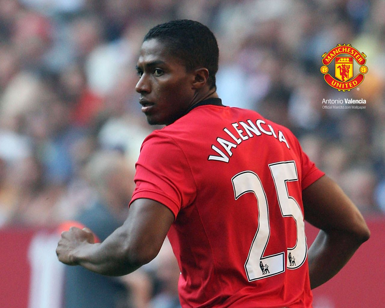 16f293e3a Antonio Valencia recuerda su llegada al Manchester United